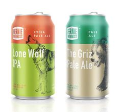 Beer Packaging Design Curated by Little Buddha                              …