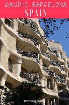 Gaudis Barcelona Gaudis Barcelona   Architectural Wonders of Spain