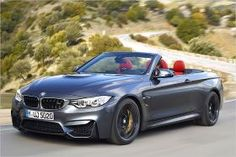 BMW M4 Cabrio mit 431 PS Power.