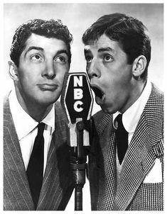 Dean Martin & Jerry Lewis - NBC Radio
