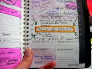 Organizing your planner: need to do at the beginning of the year with all classes