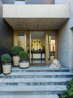 Casa da paisagista Josefina Passalacqua no Chile Chile, Crochet Granny Square Afghan, Outdoor Living, Outdoor Decor, Art Deco, Patio, Design, Home Decor, Blog