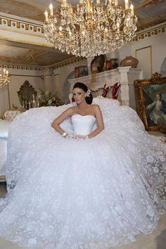 dress #wedding #beautiful #love