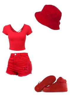 """""""this boring set.....but redalicious"""" by skittlesforever123 ❤ liked on Polyvore"""