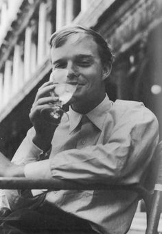 Truman Capote, author of Breakfast at Tiffany's and In Cold Blood