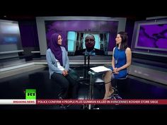 Preventing Islamophobia in Wake of Paris Attacks   Interview with Zainab Chaudry & Jamal Dajani - YouTube