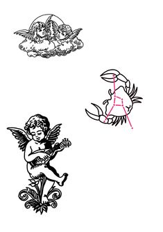 Wondering if I can do the zodiac thing for sag Dope Tattoos, Black Tattoos, Body Art Tattoos, New Tattoos, Small Tattoos, Tatoos, Tattoo Flash Art, Tatoo Art, Tattoo Sketches