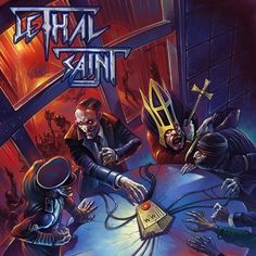 Lethal Saint - Wwiii