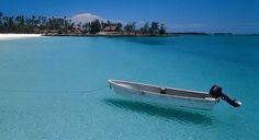 Una isla paradisíaca al alcance de un SMS