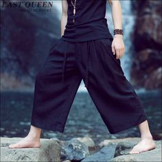 Find More Bottoms Information about Traditional chinese male clothing traditional mens clothes pants oriental mens clothing trousers oriental clothing pants  AA1365,High Quality AA1365 from EAST QUEEN on Aliexpress.com