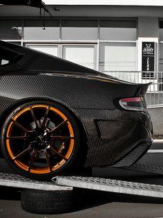 Aston Martin Cyrus by Mansory