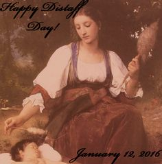 Happy Distaff Day from Pagan Business Network!  January 12,2016! #paganbusinessnetwork #pbn #pgnbzntwrk #distaff #distaffday #spindle www.paganbusinessnetwork