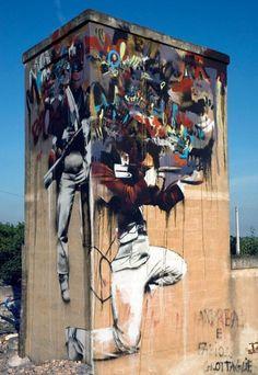 Conor Harrington: Urban Art AMAZING!