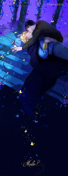 Sleeping Beauty [[MORE]]Present for ❤ Merlin Holidays King Arthur Merlin, Merlin Fandom, Romantic Scenes, Colin Morgan, Archive Of Our, Holidays 2017, Gay Art, Destiel, Fandoms