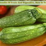 Did You Know That Zucchini Provides Benefits Of Both Fruits And Vegetables?