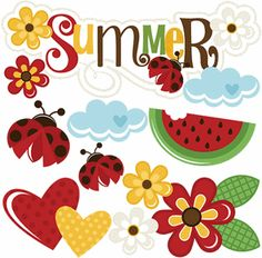Summer - Cutouts
