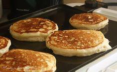Buttermilk Pancakes from Scratch! #buttermilkpancakesrecipemilk