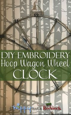 DIY Embroidery Hoop