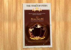 Magnum Print Ad