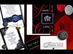 High School #Graduation Announcements for less with FREE gifts of Class of 2014 Seals and Graduation Thank You Cards
