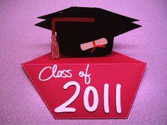 Card Creations By Lorraine: Graduation card using Wild Card Cricut Cartridge