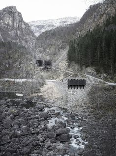 Gallery of The Noble Simplicity of Peter Zumthor's Allmannajuvet Zinc Mine Museum - 15