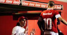 Dalessandro e Fernandão.