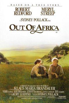 Memorias de África / Out of Africa