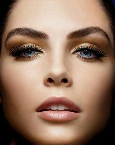 Glamour Girls...enhancing makeup...beauty and cosmetics (makeup)