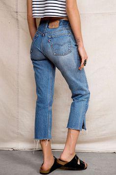 Urban Renewal Crop Fray Jean