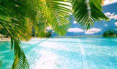Tropical Islands  Beach hot year round