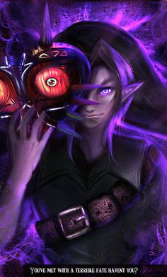 Majora's Mask by Tiffany-Tees on deviantART