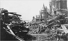 """The hurricane of 1900 hit Galveston, Texas with a fury. It was referred to as the """"Great Storm"""". Winds exceeded 135 mph and in today's standards, it would be classified as a Category 4 storm. Hurricanes had not yet been named. Between - people 1900 Galveston Hurricane, Texas Hurricane, Galveston Texas, Galveston Island, Texas Coast, West Texas, Texas History, Thats The Way, Natural Disasters"""