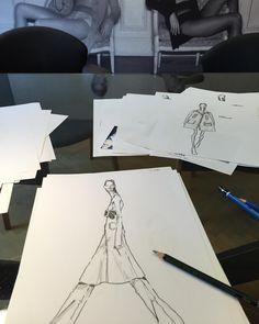 Alessandro Dell'Acqua Sketches