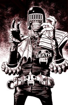 brian bolland  Auction your comics on http://www.comicbazaar.co.uk