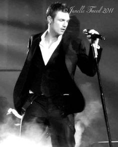 Nick Carter - Backstreet Boys - NKOTBSB tour