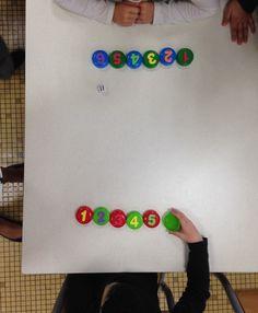Un jeu très simple à fabriquer! - Astuces d'une instit en maternelle
