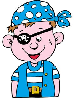 piraat blauw Jack Le Pirate, Pirate Baby, Pirate Birthday, Pirate Activities, Pirate Games, Pirate Theme, Images Pirates, The Pirates, Clown Crafts