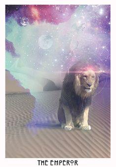 Starchild Tarot - The Emperor