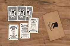 Ginger Beer Promotional Event. #design #creative #art #invitation #card #magic #envelope #illustration