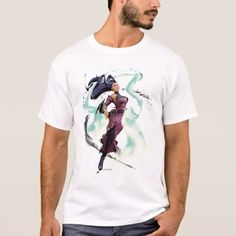 Rose Jump T-Shirt - tap, personalize, buy right now! Video Game T Shirts, Fitness Models, Games, Rose, Casual, Sleeves, Mens Tops, Cotton, How To Wear