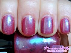 Nail Polish Fantasia 03 Take a ride on Pegasus @Emma Hardman cosmetics
