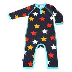 Molo Freddy Playsuit - Red Star