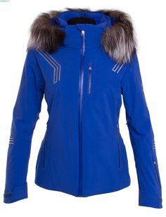 Spyder Women Hera Jacket with Fur – Bling