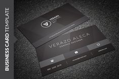 Web developer business card business cards business and fonts stylish black business card colourmoves