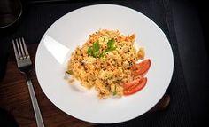 Кускус с куриным филе и овощами - пошаговый рецепт с фото