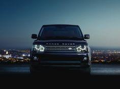 The 2012 Range Rover Sport in Buckingham Blue. #LandRover #RangeRoverSport
