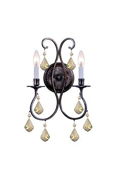 Show details for Crystorama Lighting Wall Sconce from the ashton collection Candle Sconces, Wall Sconces, Lighting Online, Wall Lights, Candles, Collection, Home Decor, Appliques, Decoration Home