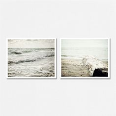 Beach Decor Photography Set of 2  Fine Art by LisaRussoFineArt, $30.00