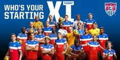 us soccer team pictures - Google Search
